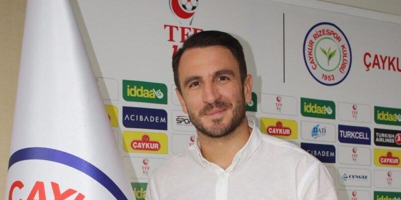 Rizespor'da Ali Çamdalı ile yollar ayrıldı