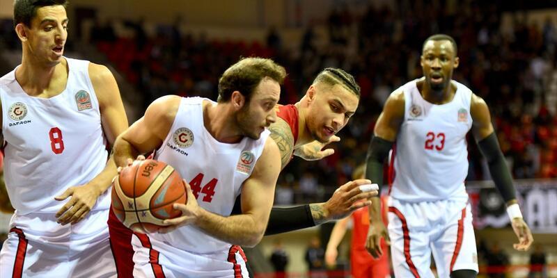 Galatasaray, Gaziantep'ten eli boş döndü
