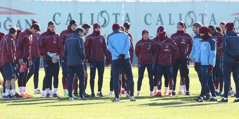 Trabzonspor'un Antalya kampı sona erdi
