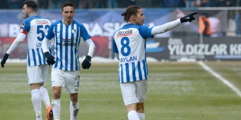 BB Erzurumspor'dan 3 gollü galibiyet