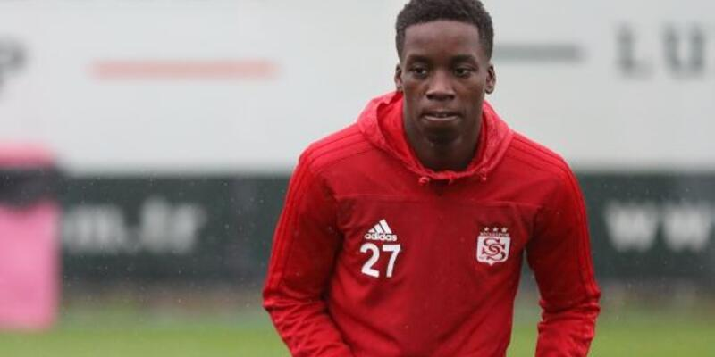 Sivasspor'da yeni transferler antrenmanda