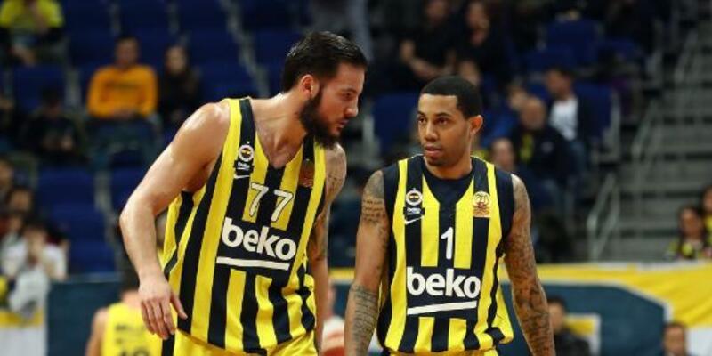 Fenerbahçe Beko'dan 25 sayı fark