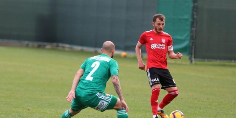 Sivasspor 2-1 Sepsi / Maç özeti