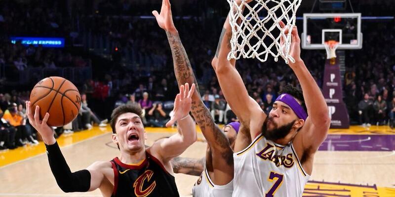 Cedi Osman coştu, Cavs Lakers'ı devirdi