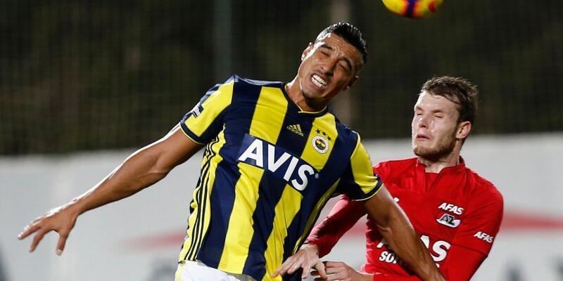Fenerbahçe'nin yeni transferi Nabil Dirar!