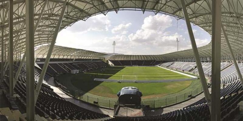 Osmanlı Stadı'nda maç yapılmasına izin verildi