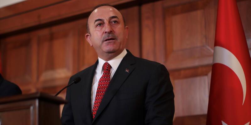 Bakan Çavuşoğlu net konuştu: Fırat'ın doğusu hayat memat meselesi!