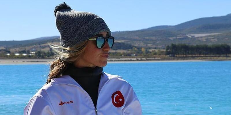 Şahika Ercümen Antarktika'da dalış yapacak