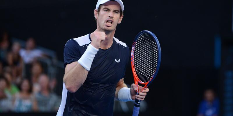 Andy Murray Avustralya Açık'a veda etti