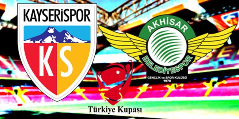 Kayserispor - Akhisarspor maçı ne zaman, saat kaçta?