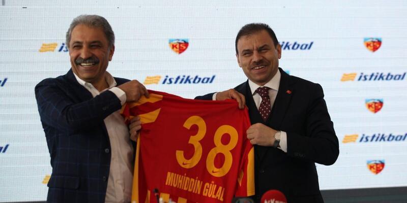 İşte Kayserispor'un yeni adı