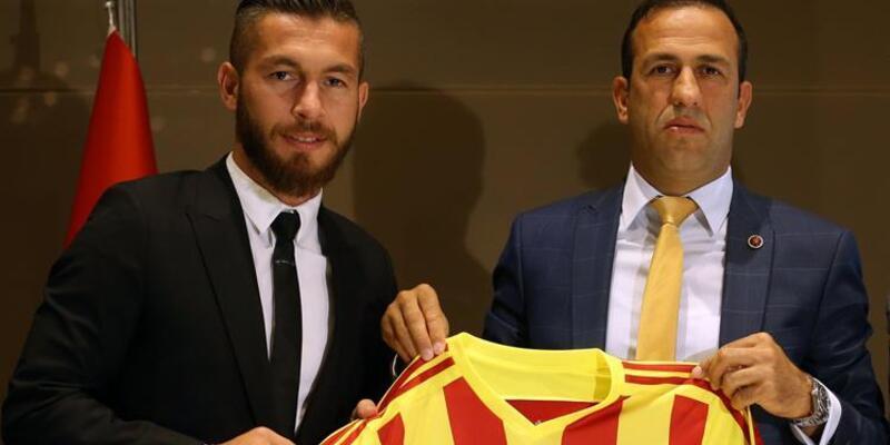 Yeni Malatyaspor'da Adem Büyük 6 hafta sahalardan uzak kalacak