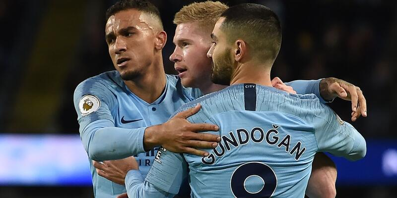 Manchester City'den net skor