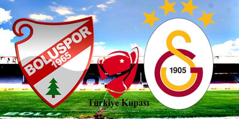 Boluspor, Galatasaray kupa maçı ne zaman, saat kaçta, hangi kanalda?