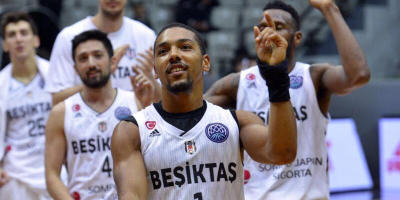 Beşiktaş'tan 22 sayı fark