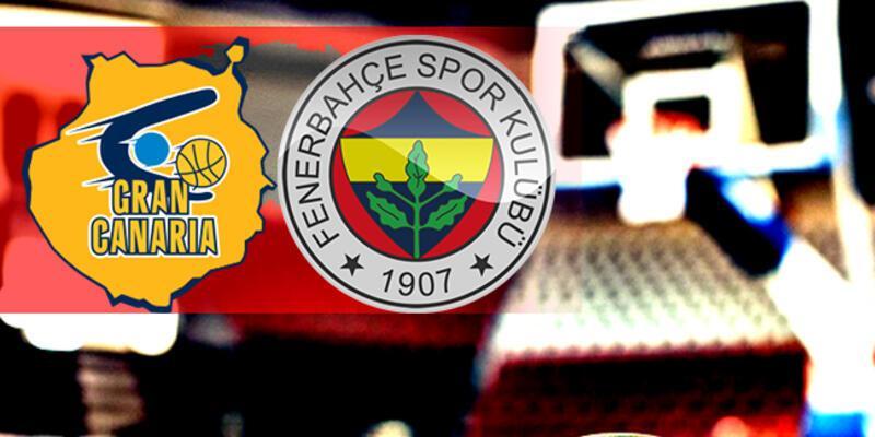 Gran Canaria, Fenerbahçe basketbol maçı ne zaman, saat kaçta, hangi kanalda?