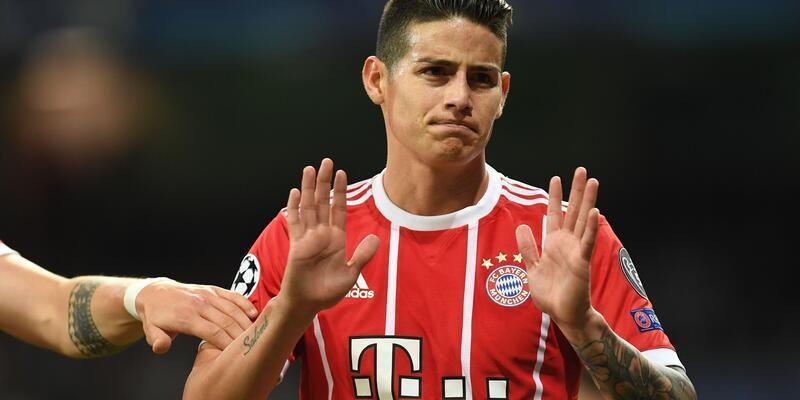 Arsenal James Rodriguez'i istedi