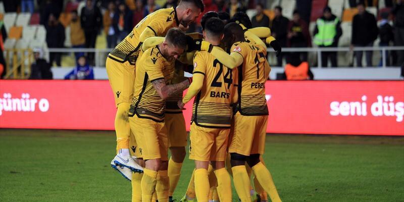 Yeni Malatyaspor 3-2 Bodrumspor / Maç Özeti