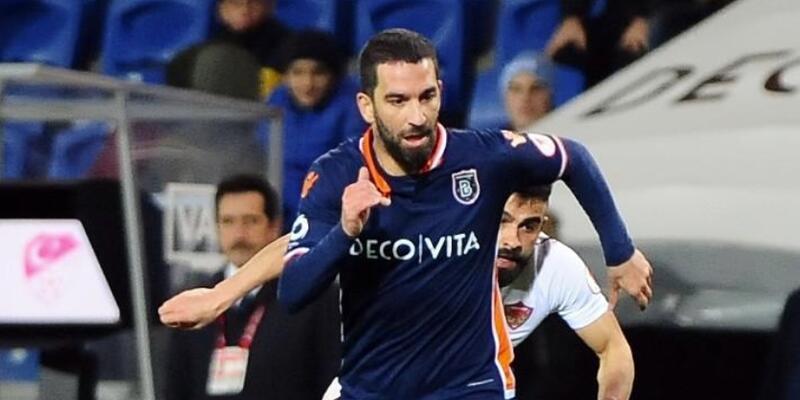 Başakşehir Hatayspor'u tek golle geçti