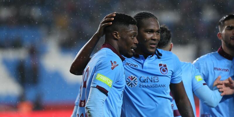 Trabzonspor 2-1 Balıkesirspor / Maç Özeti