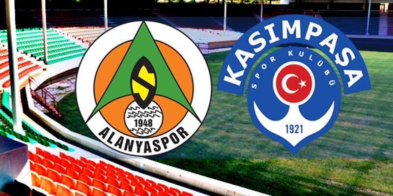 Alanyaspor, Kasımpaşa maçı ne zaman, saat kaçta, hangi kanalda?