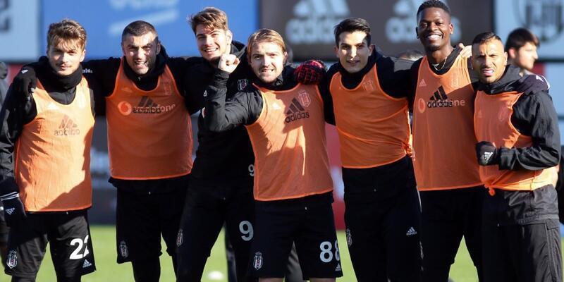 Beşiktaş'ın Akhisar kadrosu açıklandı
