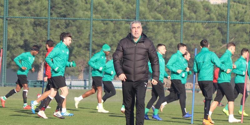 Bursaspor Fenerbahçe maçına kilitlendi