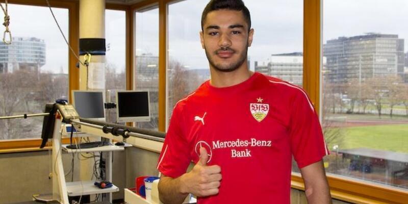 Ozan Kabak transfer sonrası konuştu
