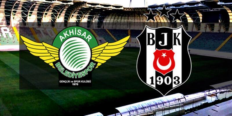 Akhisar, Beşiktaş maçı ne zaman, saat kaçta, hangi kanalda?