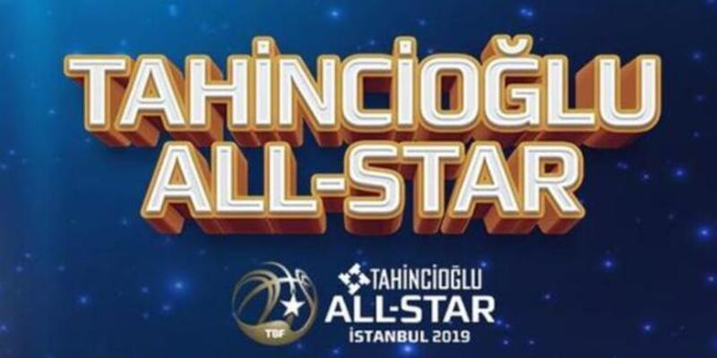 Tahincioğlu All-Star 2019 şöleni için geri sayım