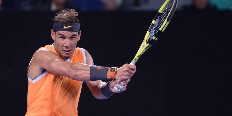 Rafael Nadal, Minaur'u 3-0'la geçti