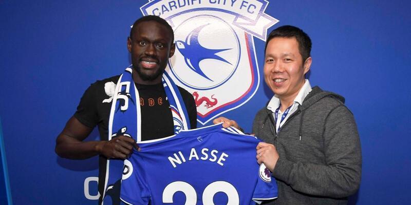 Cardiff City Niasse'yi kiraladı
