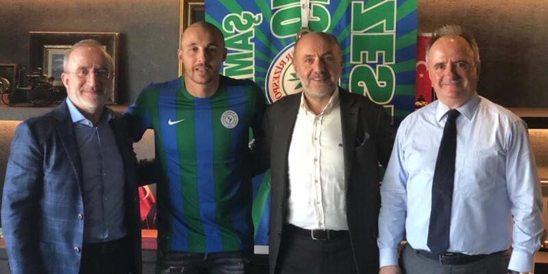 Fenerbahçe Aatıf'ı duyurdu