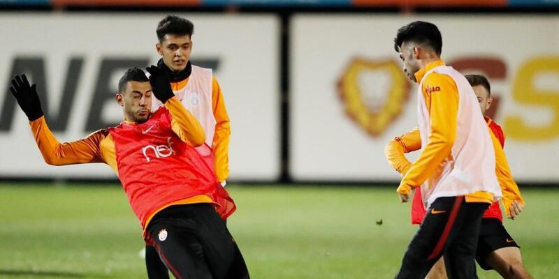 Galatasaray Ankaragücü maçına hazır