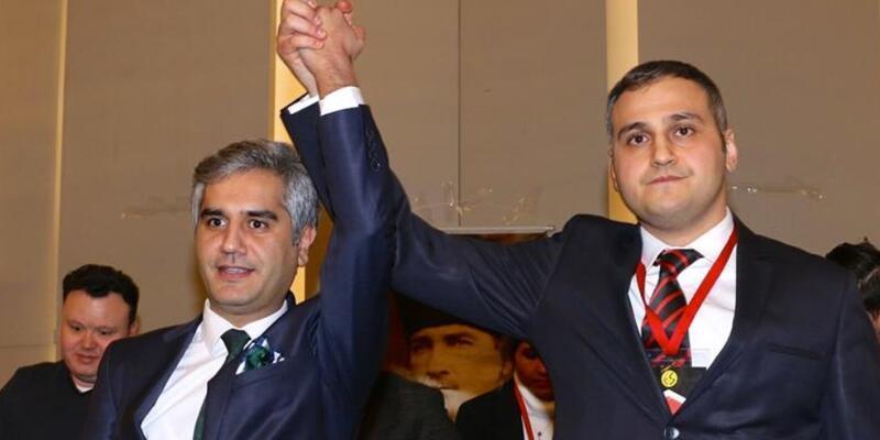 Eskişehirspor'da Kaan Ay başkan seçildi