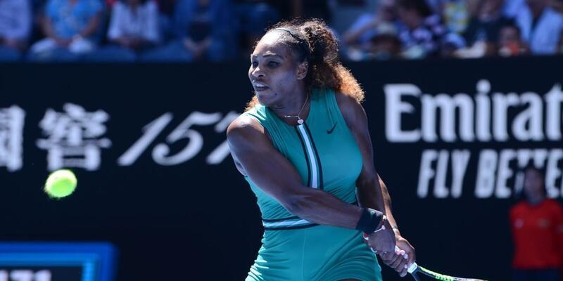 Serena Williams dördüncü turda