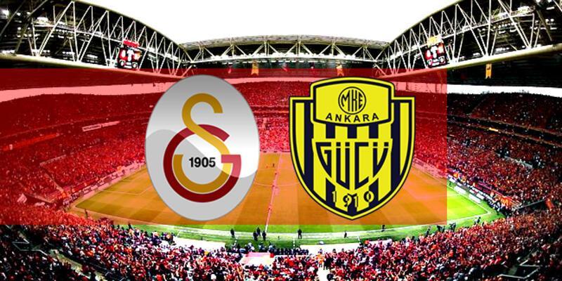 Galatasaray, Ankaragücü Süper Lig maçı ne zaman, saat kaçta?