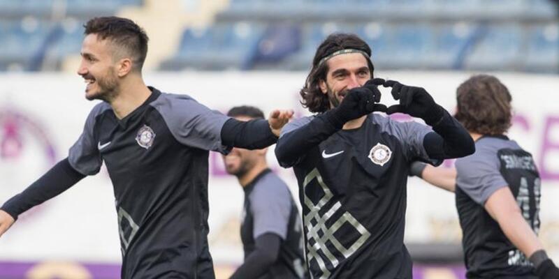 Osmanlıspor 3-1 Boluspor / Maç Özeti