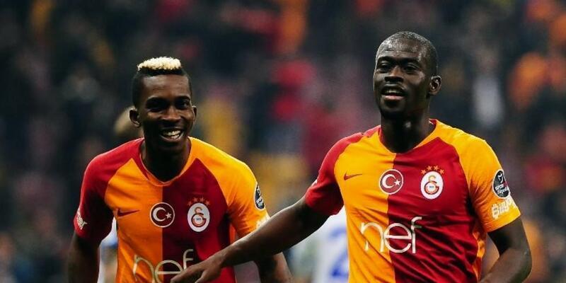 Galatasaray 6-0 Ankaragücü / Maç Özeti