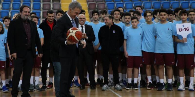 Trabzonspor basketbolda altyapıyı oluşturdu