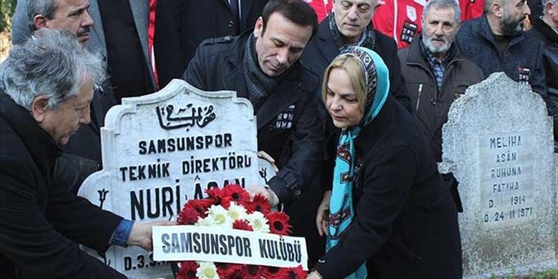 Samsunspor camiası onları unutmadı