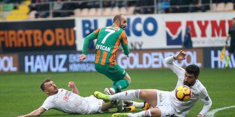 Alanyaspor 2-0 Sivasspor / Maç özeti
