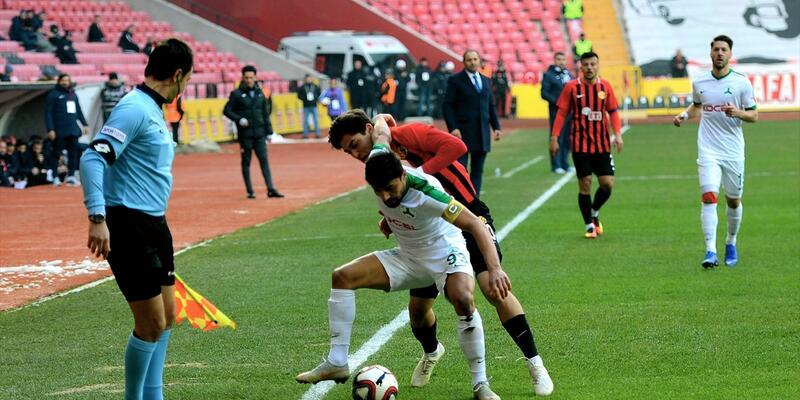 Eskişehirspor 0-0 Giresunspor / Maç özeti