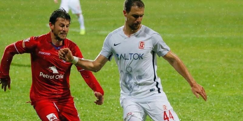 Altınordu 1-0 Balıkesirspor Baltok / Maç özeti
