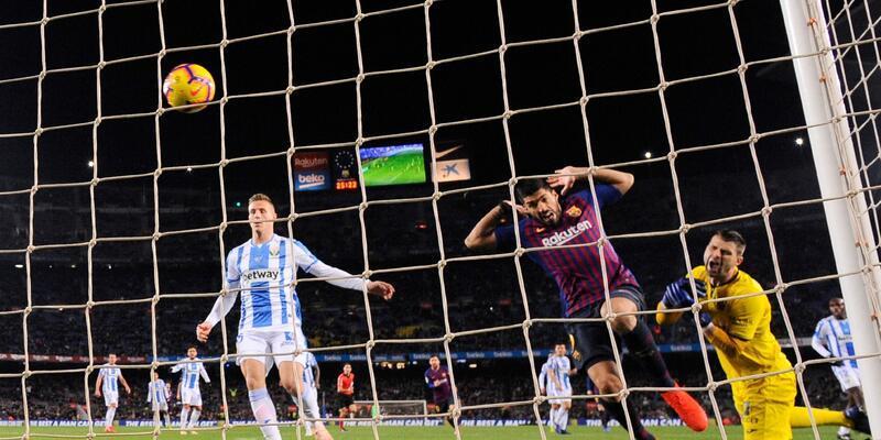Barcelona güç bela kazandı