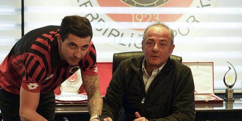 Bogdan Stancu Gençlerbirliği'ne döndü