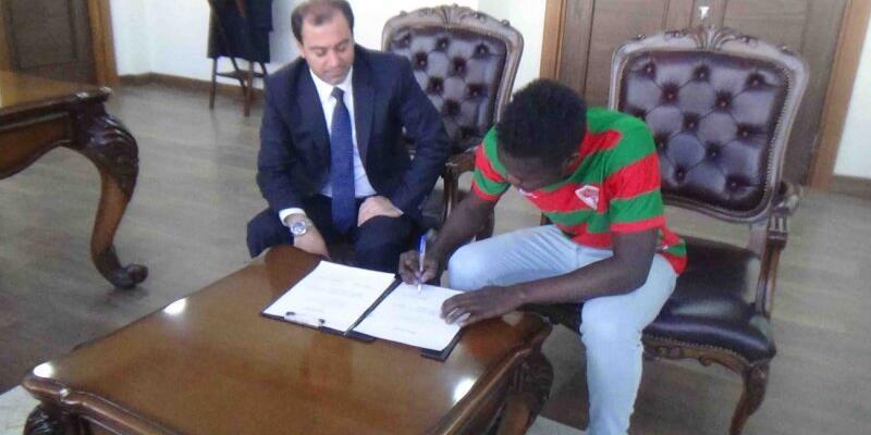 Babacar Gueye, Süper Amatör Lig'e transfer oldu
