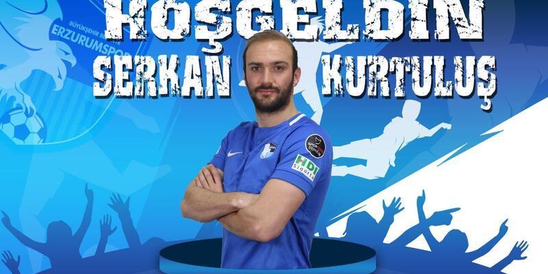 Erzurumspor'dan sağ bek transferi