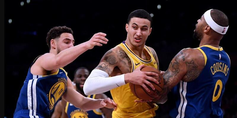 Golden State Warriors seriye bağladı: Son kurban Lakers