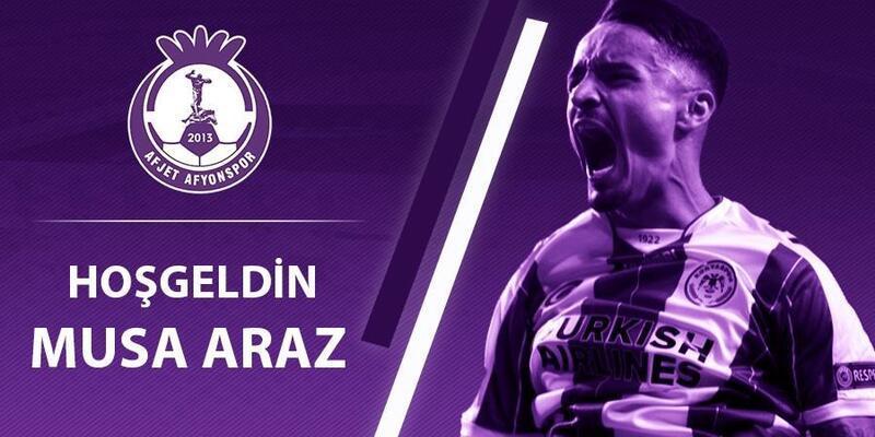 Afjet Afyonspor, Konyaspor'dan transfer yaptı